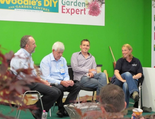 The expert panel at Bloom
